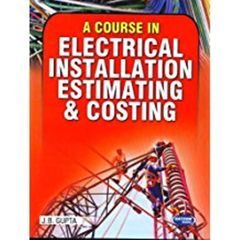 Electrical  Installation Estimating & Costing