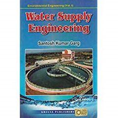 Water Supply Engg. Vol.1