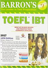 Barrons Toeffl - Ed.15Th
