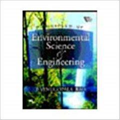 Principles Of Env.  Science & Engg.