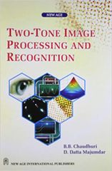 Two Tone Image Processing and Recognition