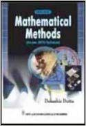 Mathematical Methods (JNTU)