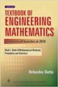Text Book of Engineering Mathematics (Common to all branches of JNTU)