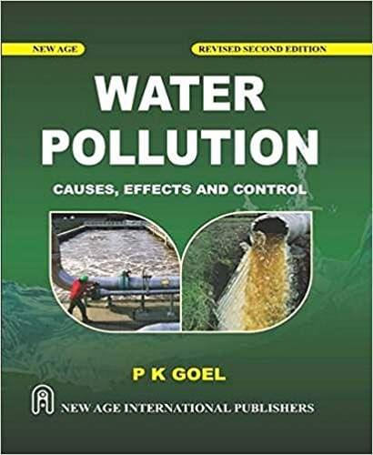 Water Pollution : Causes, Effects and Control�