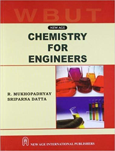Chemistry for Engineers (WBUT)