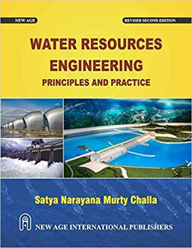 Water Resources Engineering : Principles and Practice
