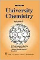 University Chemistry, Vol. II