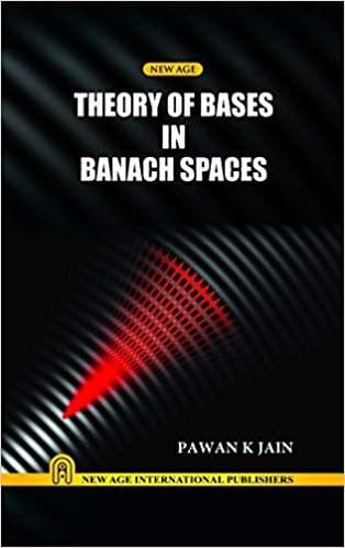 Theory of Bases in Banach Spaces