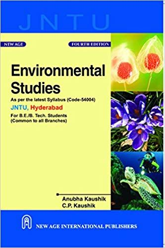 Environmental Studies_JNTU_Hyderabad & for B.Pharmacy JNTU Hyderabad and Anantapur