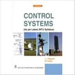 Control Systems (As per Latest JNTU Syllabus)