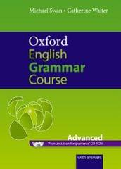 Oxford English Grammar Course : Advanced With Answers CD ROM Pack