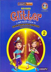 Glitter Communicative English Main Coursebook - 2