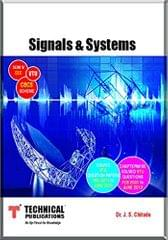 Signals and Systems for VTU