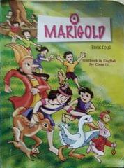 Marigold - Textbook in English for Class - 4