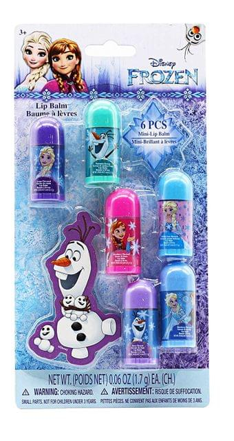 Disney Frozen Mini Lip Bal, kit