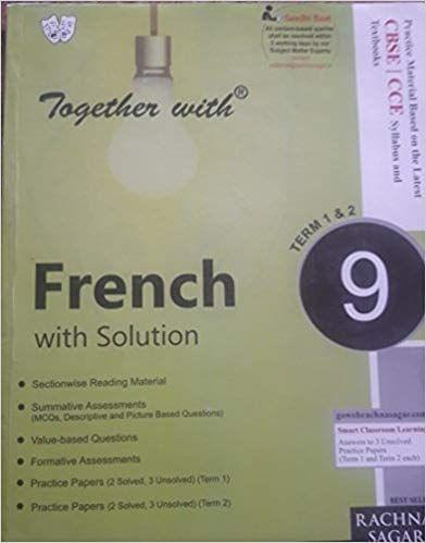 Buy French Book FrenchWithSolution - 9 Online In India: By
