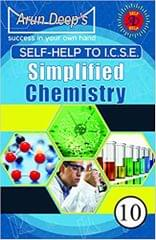 Icse Simplified Chemistry-10