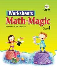 Math Magic Worksheets Class 1