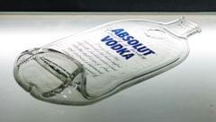 Flat Vodka - Absolut