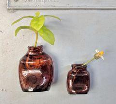 Mini Planter Fridge Magnet - Set of 2