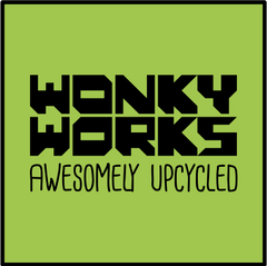 WonkyWorks - Awesomely Upcycled