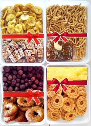 Mega Family Pack - Special Family Sweet Box 1