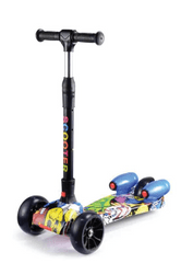 FOR ALL   SPARKY   Scooter   water vapor and sounds   Kids