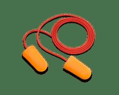 KMAXX 77 | Corded Foam Ear Plugs |  Orange | 18-EP-K