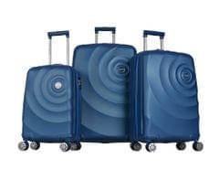 PLATINUM TRAVEL BAG   DRIBBLE NAVY   3 SET   1GR0106353-005