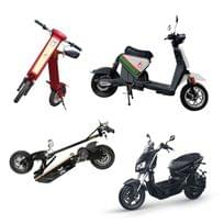 ELECTRIC BIKES AND CYCLES