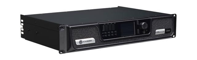 CROWN | 4-Channel | Analog Input Amplifier | CDI 4/300