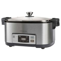 SENCOR | Slow Cooker | 1350 W | SPR 5500SS