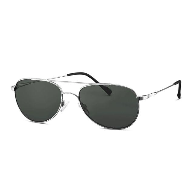TITANFLEX | Men's glasses | Titanium made with case | 824089/00