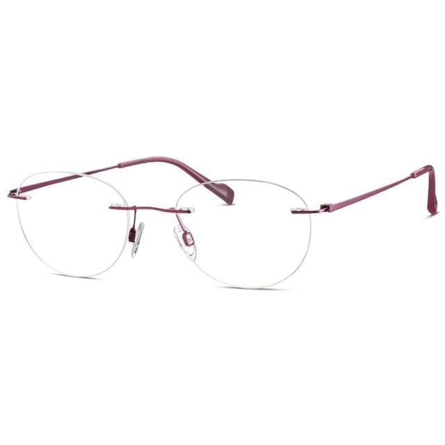 TITANFLEX   Men's glasses   Titanium made with case   823011/51