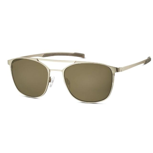 TITANFLEX | Men's glasses | Titanium made with case | 824118/20