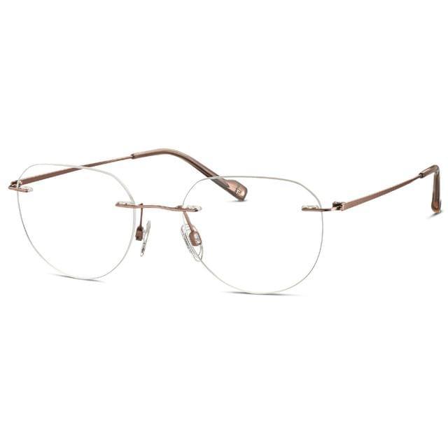 TITANFLEX | Men's glasses | Titanium made with case | 823010/20