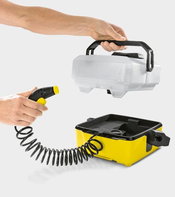 KARCHER | Mobile Outdoor Cleaner | OC 3 *GB | 1.680-005.0