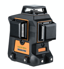 GEO FENNEL | Green Beam | Laser Kit With Tripod Stand | 3 x 360° | GEO6X SP