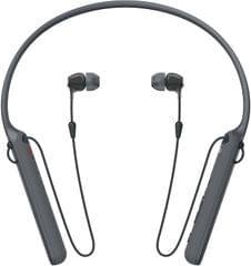 SONY | Wireless In-ear Bluetooth neckband | Earphone | Black | WI-C400