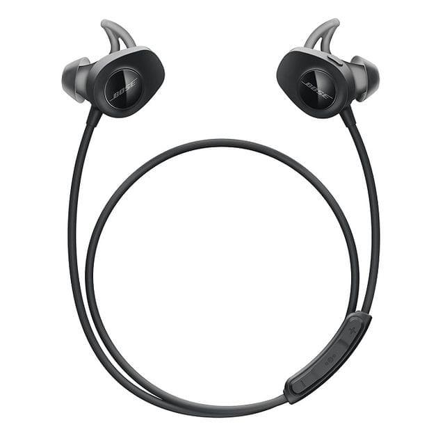 BOSE   Soundsport Wireless In-Ear Headphones Black   761529-0010