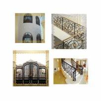 DOORS,GATES AND STAIRS GRILLS