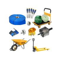 BUILDING MATERIALS AND HAND TOOLS