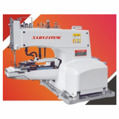 SUNZITEK | High Speed Button Sewing Machine | SZ - 1377