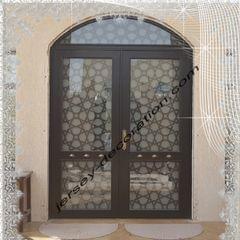 DECORATIVE DOORS | ENTRANCE | MODEL JDD402