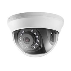 HIKVISION / INDOOR IR DOME CAMERA / DS-2CE56C0T-IRMMF HD 720P