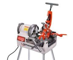 ROTHENBERGER | ROPOWER 50 R  PIPE THREADING MACHINE | BSPT | 1/4-2 INCH, 1150W | 5.6050A