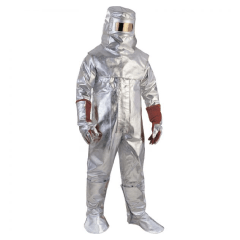 DELTAPLUS | WCOMB19A COVERALL | PROTECTS FROM HEAT