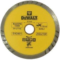 DEWALT   Rim Blade Marble & Granite 100 X 20mm   DX3901