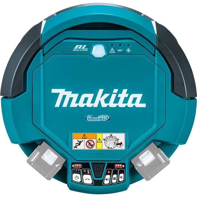 MAKITA | Brushless Cordless Robotic Vacuum 18 V | MAK/DRC-200Z