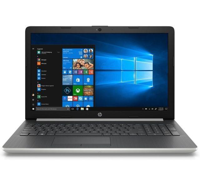 HP | Notebook Core  i5-8250U Silver | 4 GB RAM | HDD 1 TB | WIN10 | 4MU83EA
